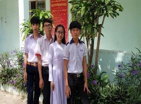 Thành tích học sinh giỏi Trường TH-THCS-THPT Nguyễn Thị Minh Khai Vũng Tàu