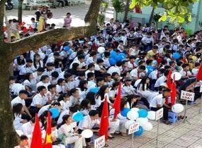 Báo cáo sơ kết học kỳ 1 Trường TH -THCS -THPT Nguyễn Thị Minh Khai Vũng Tàu