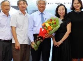 Tri ân nhà giáo ưu tú Tiến sĩ Nguyễn Thanh Giang
