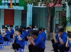 Cuộc thi rung chuông vàng trường TH -THCS -THPT Nguyễn Thị Minh Khai lần 1