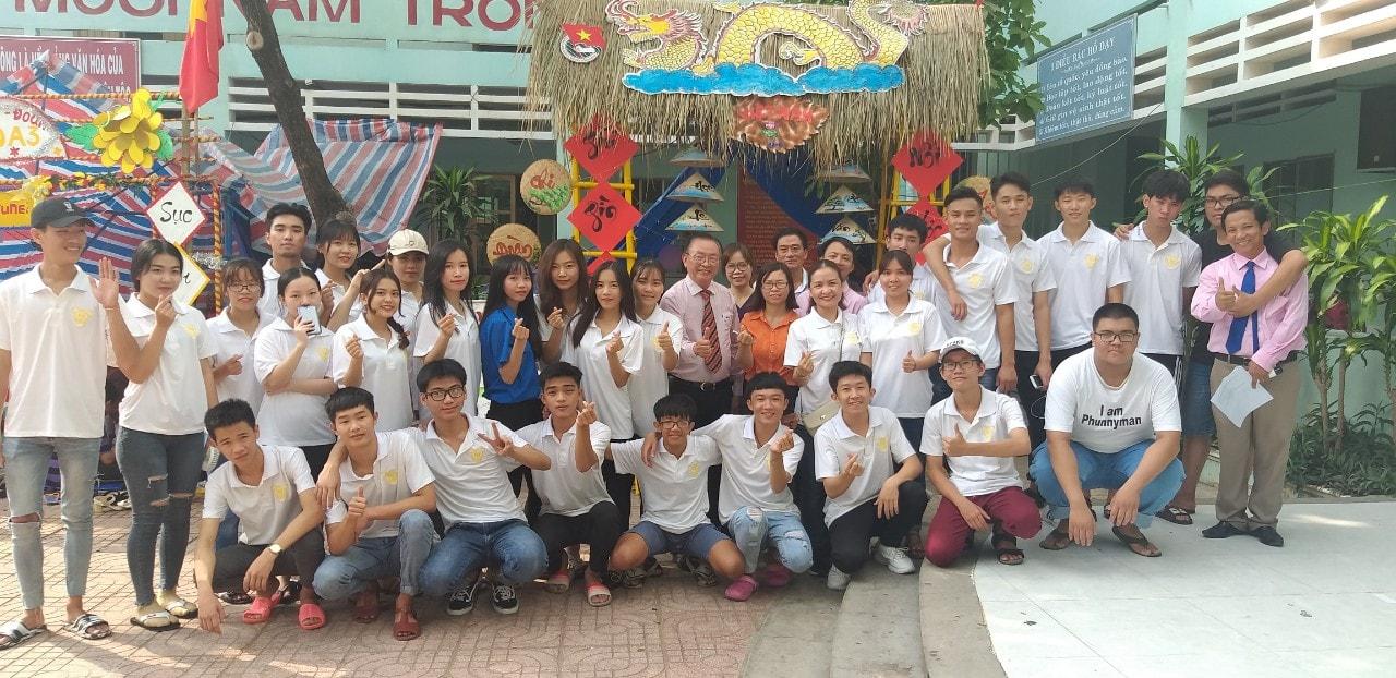 Kỷ yếu chi đoàn 12A1 trường THPT Nguyễn Thị Minh Khai Vũng Tàu